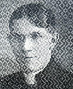 Canon Philip Fogarty