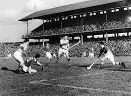 Jimmy Smyth in action at Croke Park.