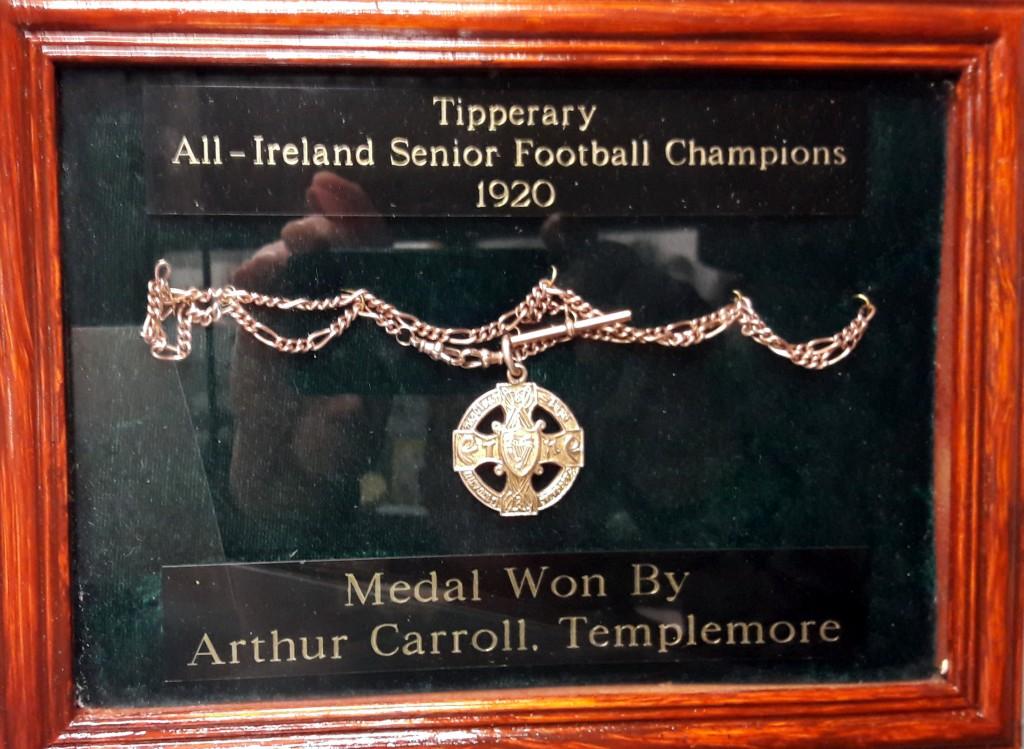 arthur-carroll-1920-medal-pic